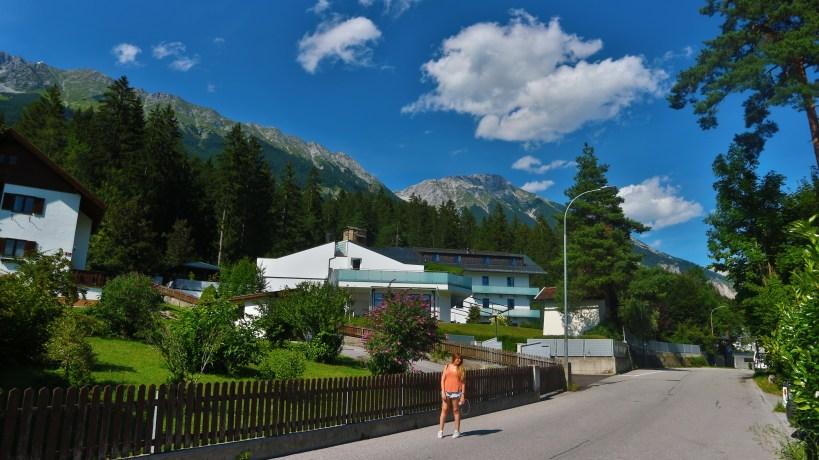 Innsbruck Tirol Austria Alpes