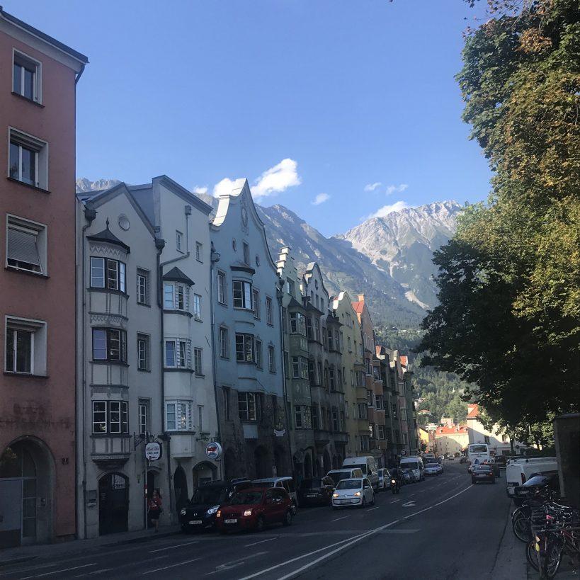 Un día en Innsbruck