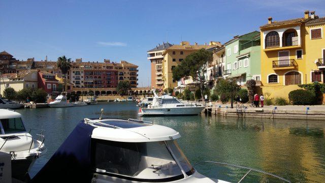 Port Saplaya Valencia