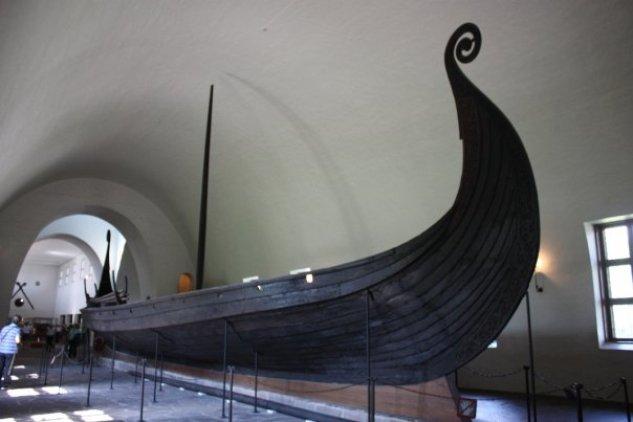 museo vikingo oslo noruega