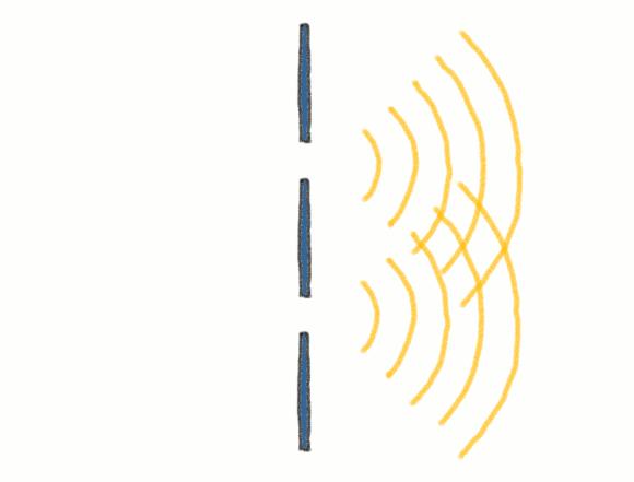 quantum physics interference pattern