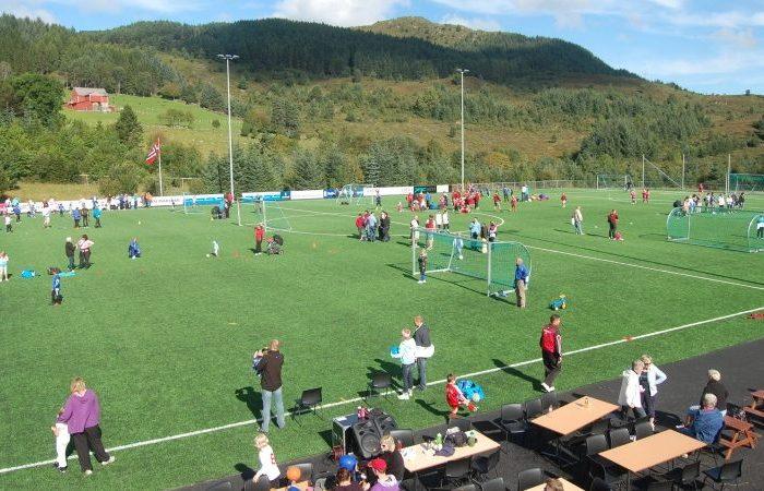 Fotballskule for barn 9-12 år