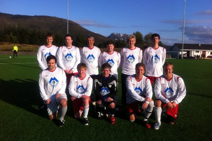 Hasundgot – Kvamsøy 5-0