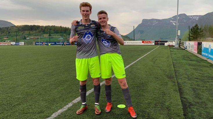 Daniel Muren og Nicolai Molvær sikra 2-0 i serieopninga mot Hovdebygda.