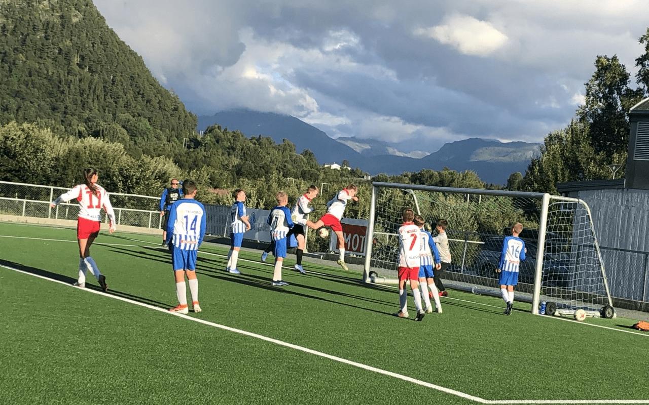 Målsjanse for Hasundgot
