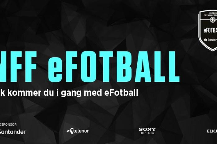 Nådde semifinale i eFotball-KM