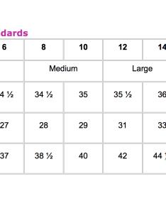 Women size chart also haszelhaszel custom   clothing rh haszel