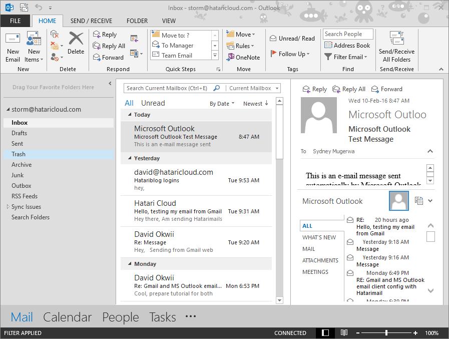 hatari Inbox