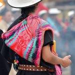 Vestimenta hombre pueblo Saraguro -