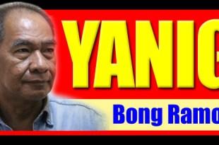 YANIG ni Bong Ramos
