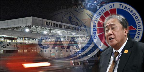 Tugade CAAP DOTr KIA Kalibo International Airport