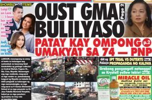 Hataw Oust SGMA bulilyaso