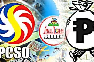 STL PCSO money