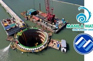 Novaliches-Balara Aqueduct 4 project Manila Water MWSS