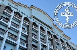 Pasay City General Hospital PCGH