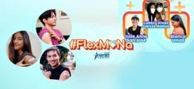 GMA Kapuso stars #FlexMoNa