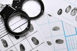 arrest, posas, fingerprints