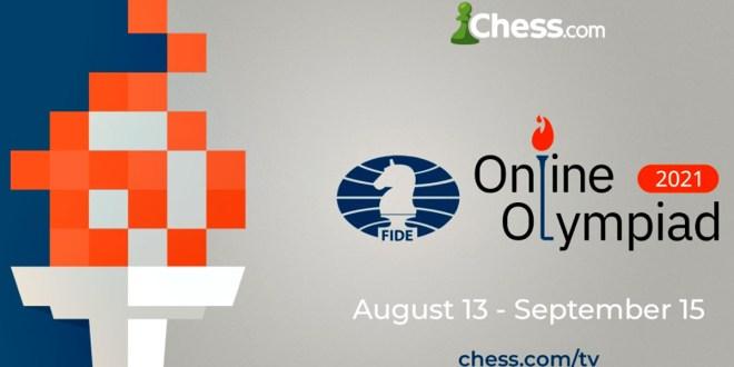 2021 FIDE Online Olympiad Chess