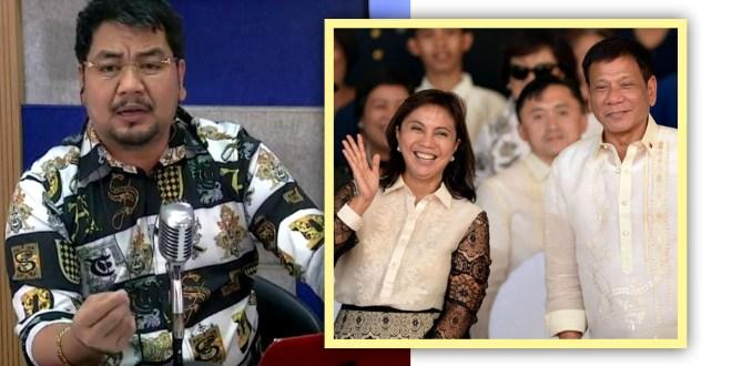 PRRD, VP Leni bumati sa Target on Air  ni Rex Cayanong (Sa ika-7 anibersaryo)