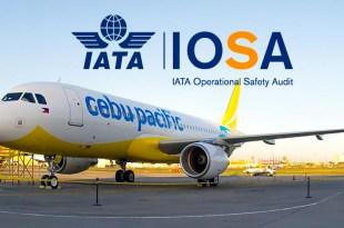 Cebu Pacific IATA Operational Safety Audit