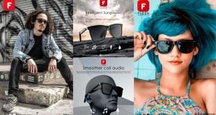 Fleek Bluetooth Audio Sunglasses Featured