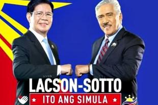 Ping Lacson, Tito Sotto
