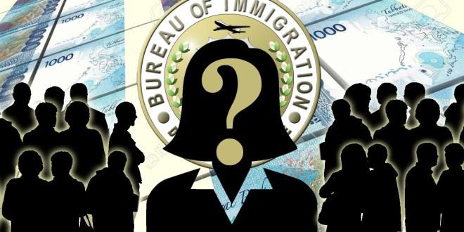 Blind item, lady official, Bureau of Immigration