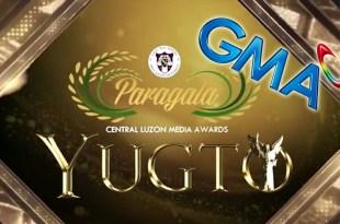 GMA Network, YUGTO The 8thParagala Awards