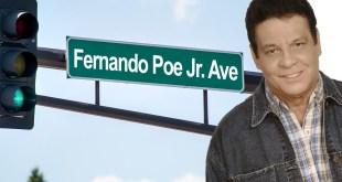 Fernando Poe Jr Avenue