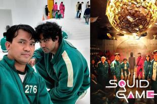 Anupam Tripathi, Chris Chan, squid game