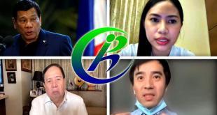Pharmally, Rodrigo Duterte, Richard Gordon, Krizel Mago, Linconn Ong
