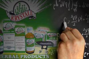 Krystall Herbal Products, Teacher