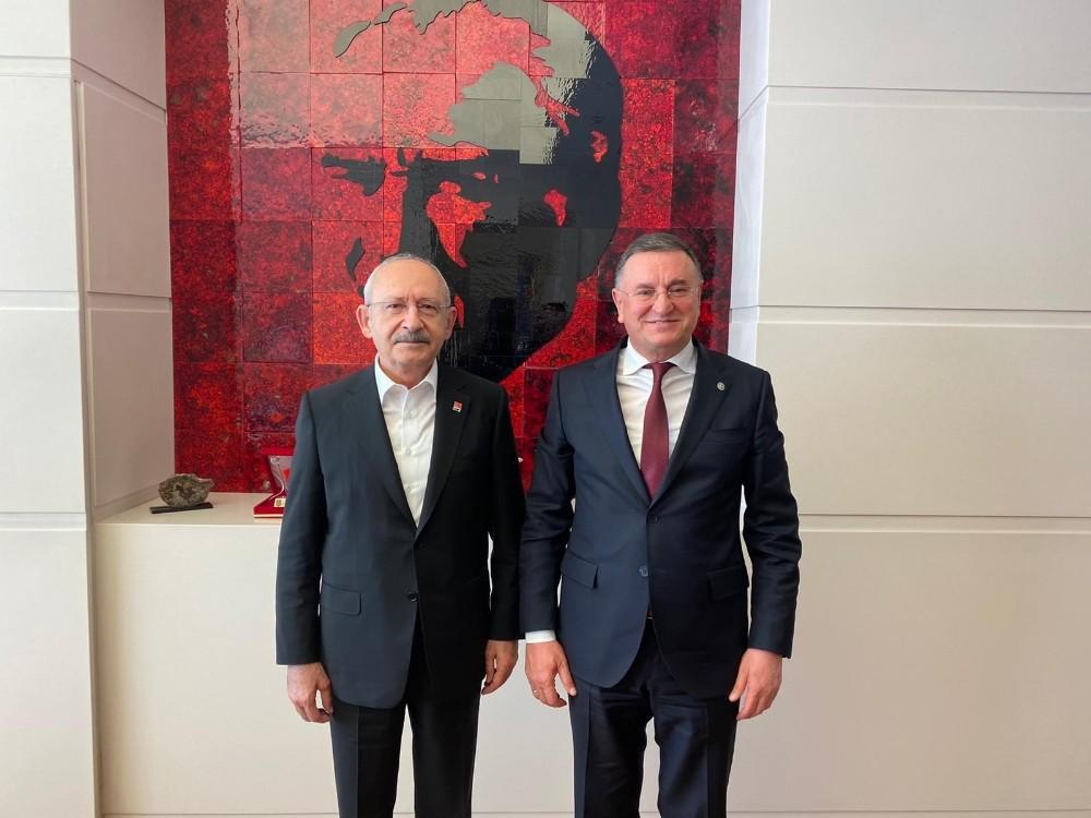 Kılıçdaroğlu, KKTC için Başkan Savaş'ı görevlendirdi