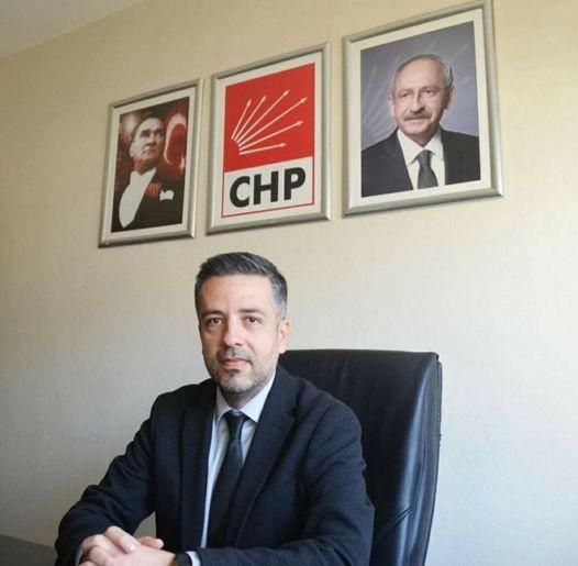 """CHP Kırıkhan İlçe Başkanı Sıraç: """"Mehmet K.'nin partimizle ilişiği bulunmamaktadır"""""""