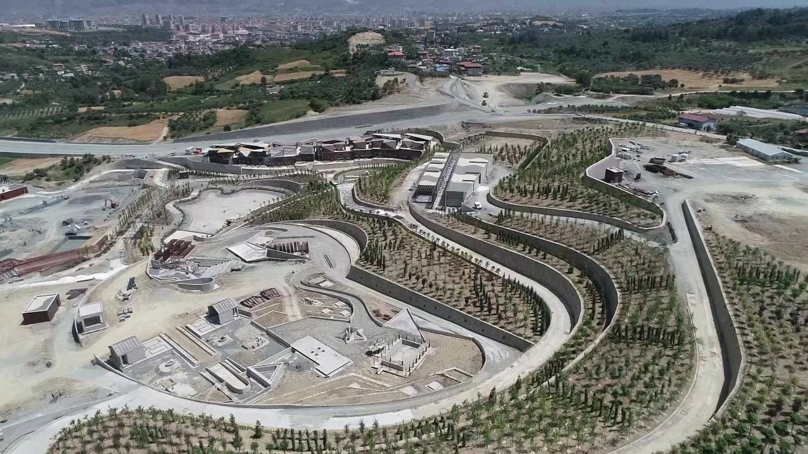Hatay'da EXPO hazırlıkları