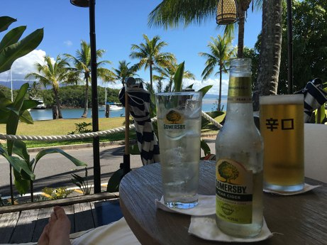 Beer and Cider Barbados Port Douglas