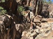 David at Sacred canyon