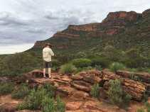 Arkaroo Rock scenery