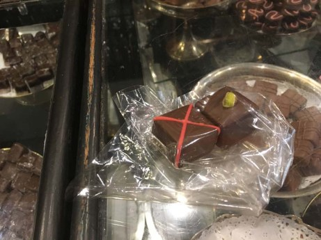 Chocolate Shop Daylesford chocolates