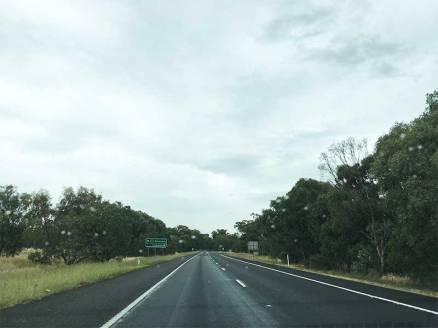 Road to Melbourne