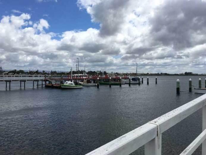 Port Albert Fishing Boats
