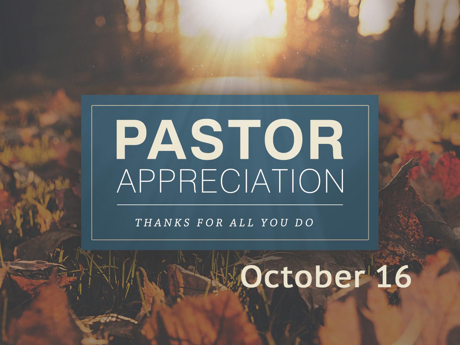 Pastor Appreciation Service And DinnerHatchbend Apostolic