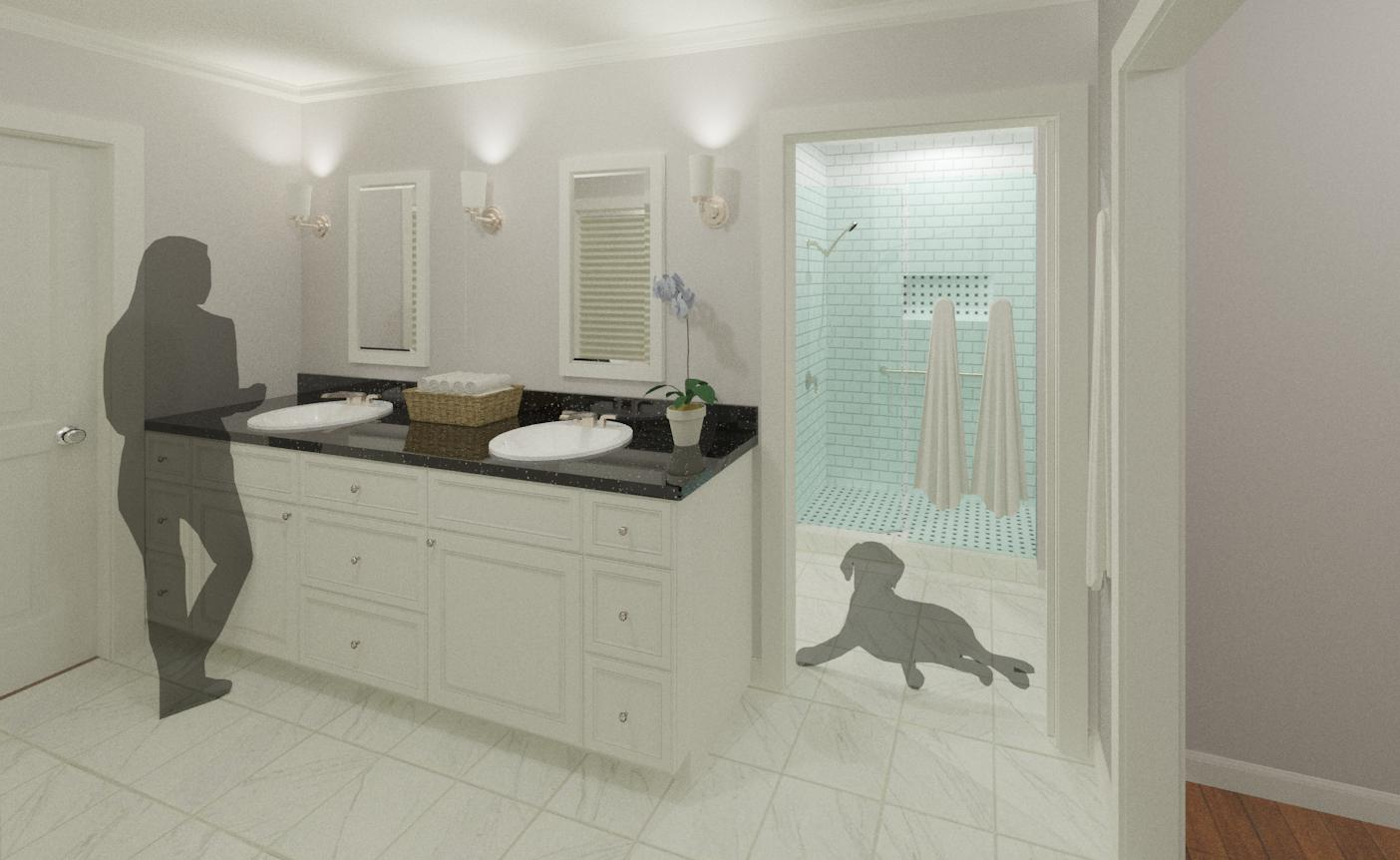 kitchen remodeling virginia beach kitchens with granite countertops bathroom remodel for the thompsons hatchett design