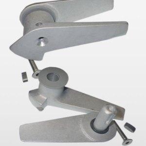 Goiot Cristol escape hatch handles