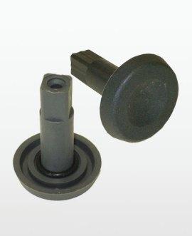 Lewmar mushroom handle
