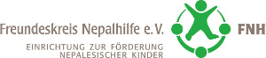 Logo Freundeskreis Nepalhilfe e.V.
