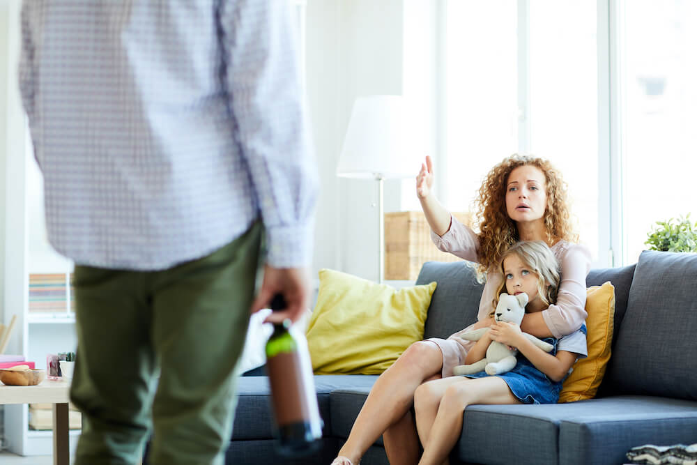 Living With An Alcoholic Spouse
