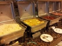 Holiday Inn Breakfast Buffet
