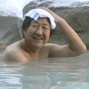 飯出敏夫(温泉界の重鎮)の年齢や結婚した妻は?おススメの温泉はどこ?