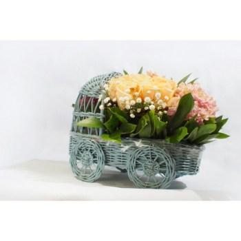 Hatiku Florist - Rose 8 IDR 350k